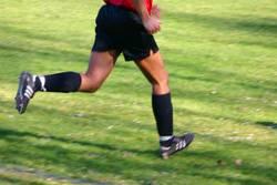 Lauf wenn du kannst!