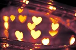 Herz an Herz (Bokeh)