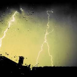 Spektakulöse Wettererscheinung.