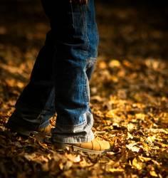 Herbstfüße