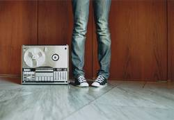ton ohne band - analog
