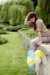 Die Luftballons sind schon mal aufgepustet! :-)