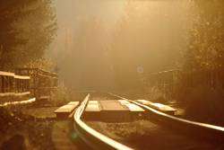 Herbstgoldnebelbahn