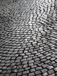 Straßenmosaik