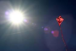 Sonne macht glücklich