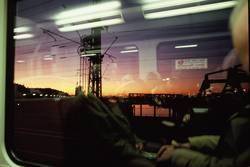 Bahn-Ausblick