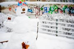 mein ... Schnee...Mann