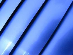 Blaue Lamellen