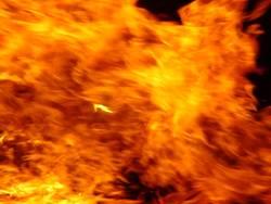 sonnenwendfeuer