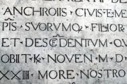 Ligaturen in Pisa