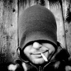 Just smoking (2)
