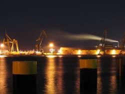 dark port
