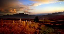 Highlands: Ben Nevis nach dem Regen