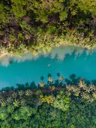 Mit dem Kayak durch den Dschungel