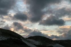 Jütländischer Nachthimmel