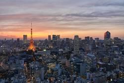 Tokyo Skytree - Sunset