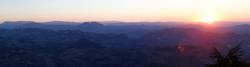 Blick von San Marino.