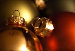 I love Weihnachten.