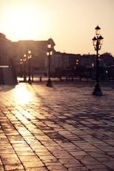 Sonnen-Promenade.