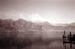 Morgens am Atitlan See