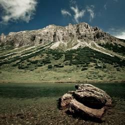 Der Berg ruft.