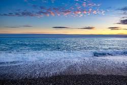 Nice Sunset in Nice