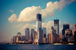 Manhattan Skyline 2012