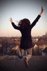 Ein Gefühl von Freiheit.