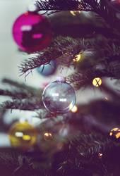 Weihnachten naht.