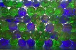 Licht in Flaschen