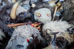 Masks from bellringers