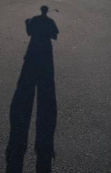 Schattengolfer