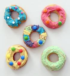 Donuts handmade