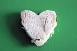 Herz Sandwich
