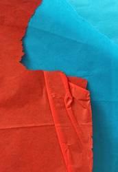 Rot trifft Blau