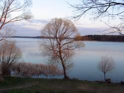 Frühlingssee