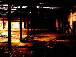 rusty hall