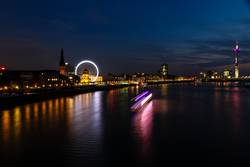 Düsseldorf by night II
