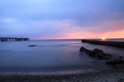 Lichtspiel Ostsee