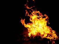 Fire in the sky II