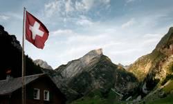 ein Grüezi aus der Schweiz