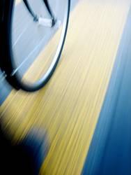 Nur Genießer fahren Fahrrad