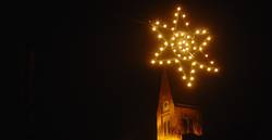 Der Stern von Bethlehem?