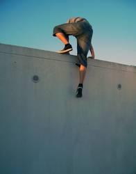 Garage-Climbing