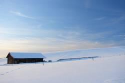 winterlich schön