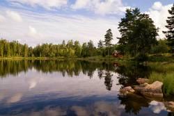 Lake near Annaboda