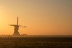 Windmill Zandwijkse Molen