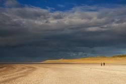 Beachwalk on the Maasvlaktestrand
