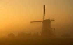 Morning Atmosphere Wingerdse mill
