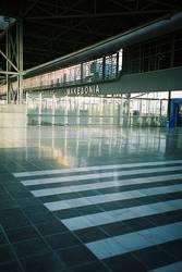 MAKEDONIA airport
